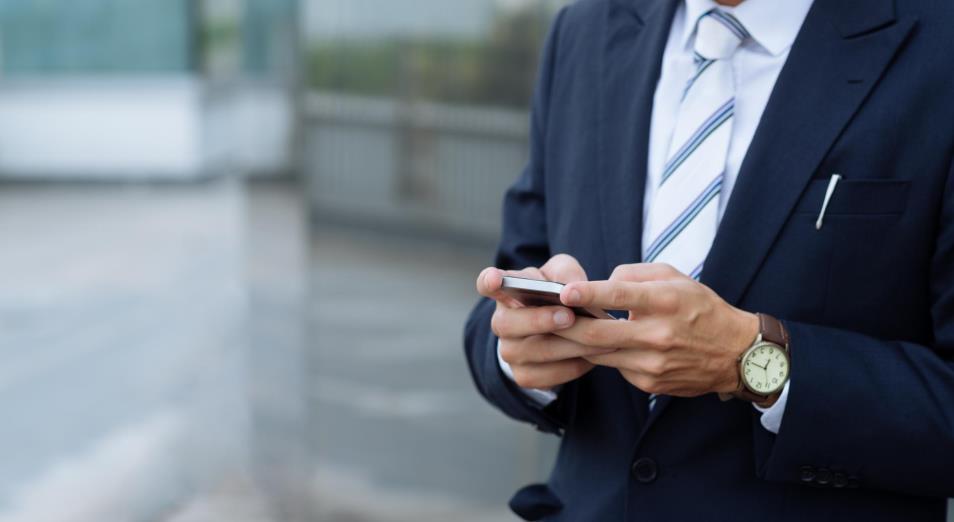 Предприниматели с помощью телефона смогут получать бизнес-услуги