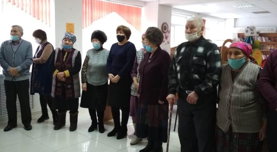 Проблемы казахстанцев – на особом контроле партии Nur Otan