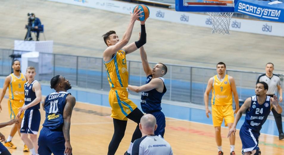 «Астана» завершила регулярку Единой Лиги самым крупным поражением в сезоне