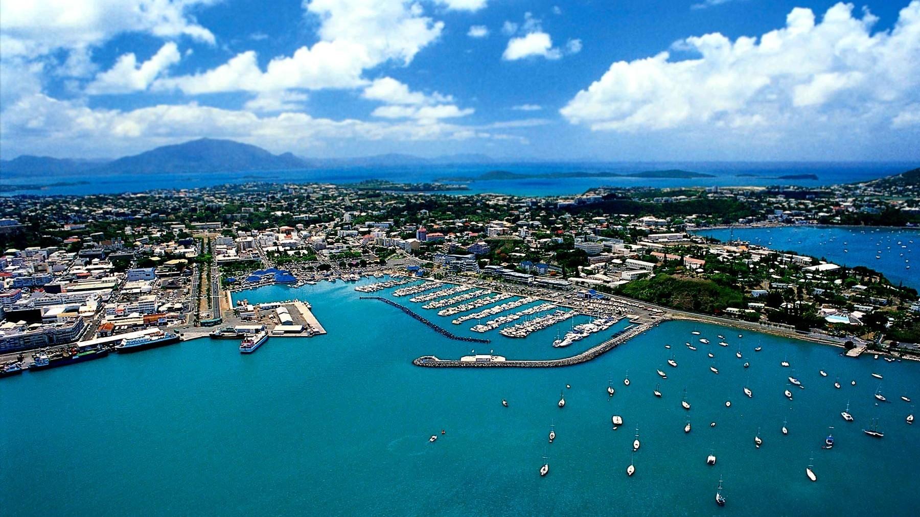 Новая Каледония ввела строгий карантин