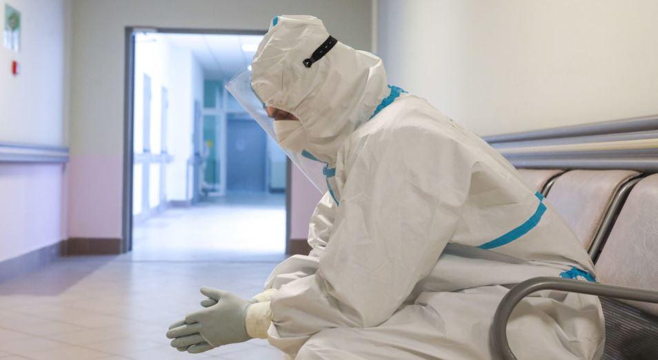Минздрав РК с 1 октября хочет отказаться от коронавирусных надбавок медикам