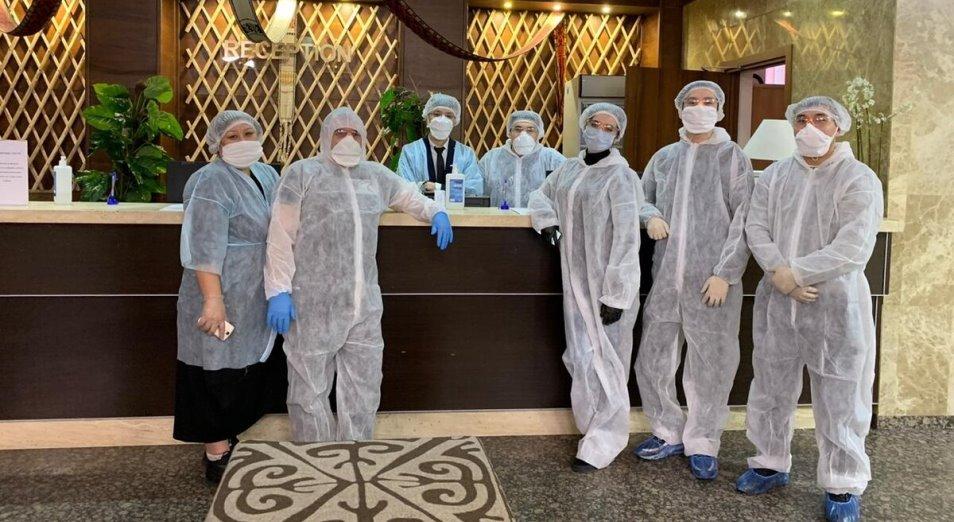 В Нур-Султане подготовили бывший отель для госпитализации больных Covid-19