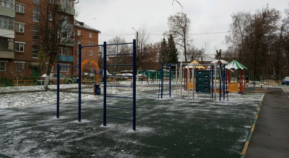 Детские и спортивные площадки Павлодара – под высоким напряжением