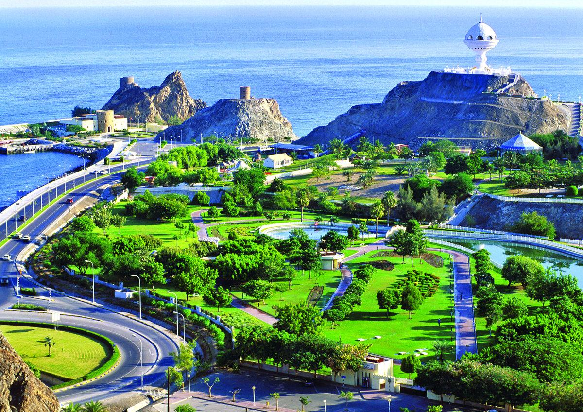 Оман открывает границы с 29 декабря