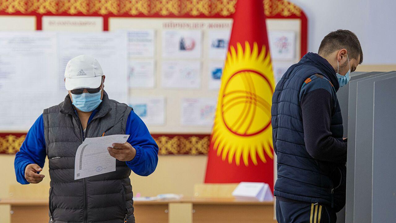 Парламентские выборы в Кыргызстане пройдут 28 ноября