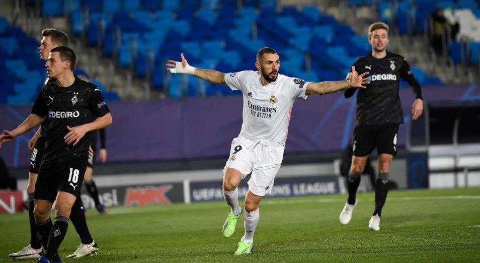 Лига Чемпионов: «Реал» вышел в плей-офф с первого места