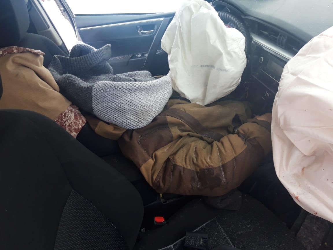 На трассе в ЗКО погибли четыре женщины и двое мужчин