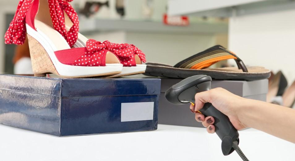 Стоимость тарифа на код цифровой марки для одной пары обуви составит 2,68 тенге