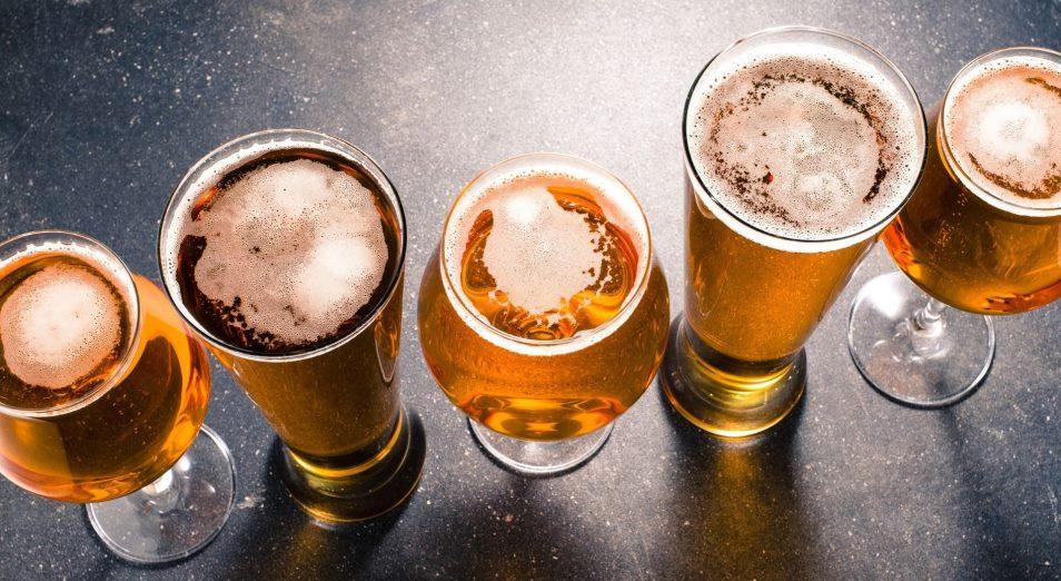 В месяц каждый казахстанец старше 16 лет приобретает в среднем 4,4 литра пива