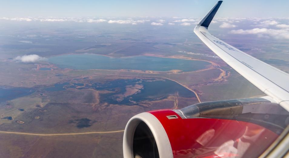 Казахстан вошел в тройку самых популярных авианаправлений у российского бизнеса в I квартале