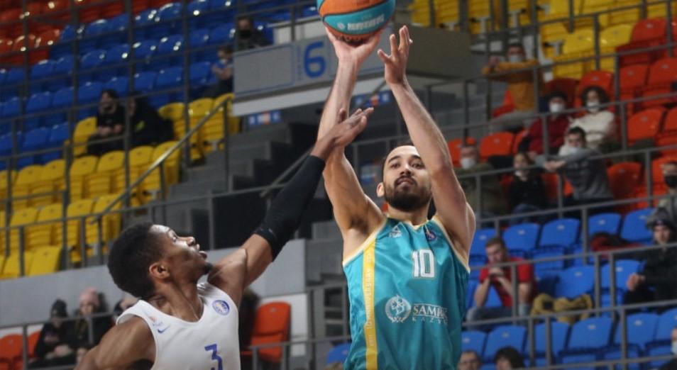 «Астана» уступила аутсайдеру Единой Лиги ВТБ