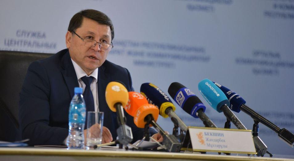 Бекшин сказал, достигнут ли коллективный иммунитет в Алматы