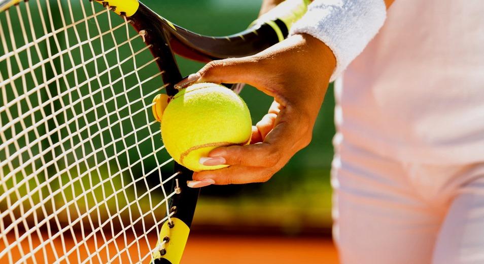 Три казахстанских дерби пройдут в финалах отбора турнира ITF в Шымкенте