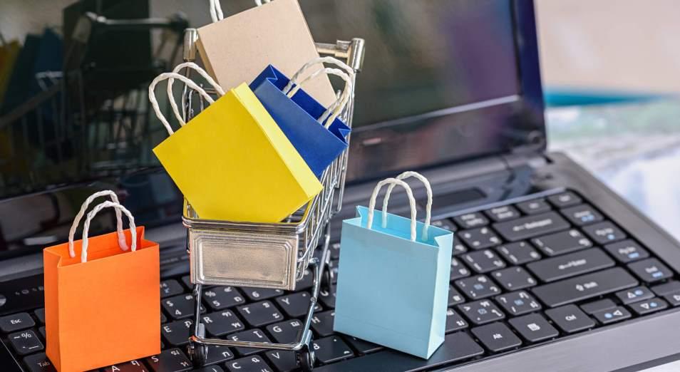 Казахстанцы все больше совершают покупки через Интернет