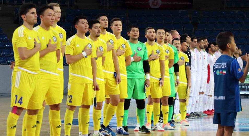 Чемпионат мира по футзалу: Семь сборных обеспечили себе место в плей-офф