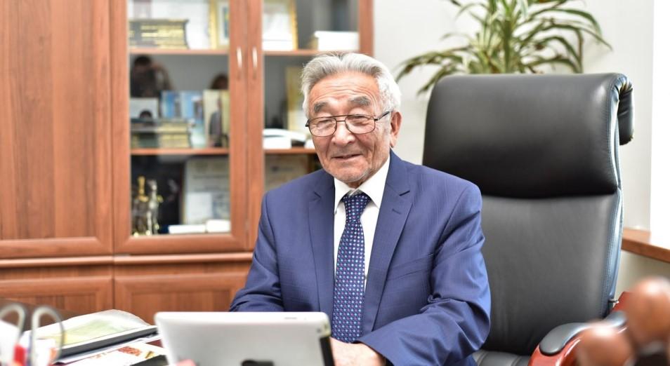 Почему в стране стало больше старых дев, и как академик Шарманов призвал состоятельных граждан помогать людям