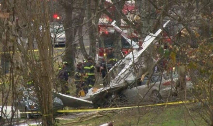 В Теннесси семь человек погибли после падения небольшого самолета в озеро
