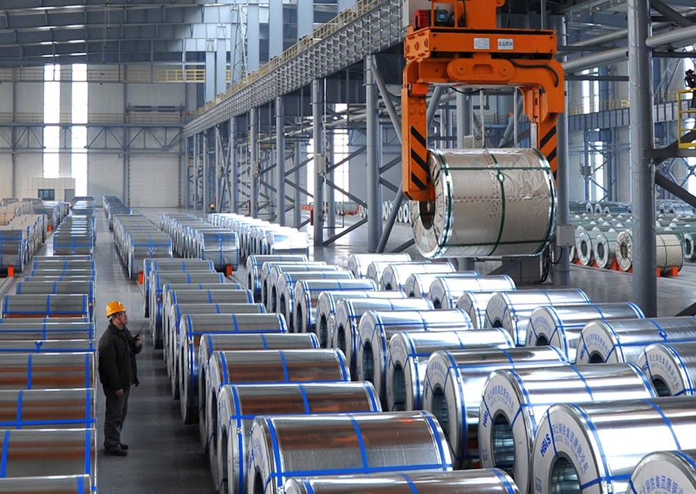 Китайская Baowu, в 2019 году спихнувшая ArcelorMittal с пьедестала, усиливает свое доминирование