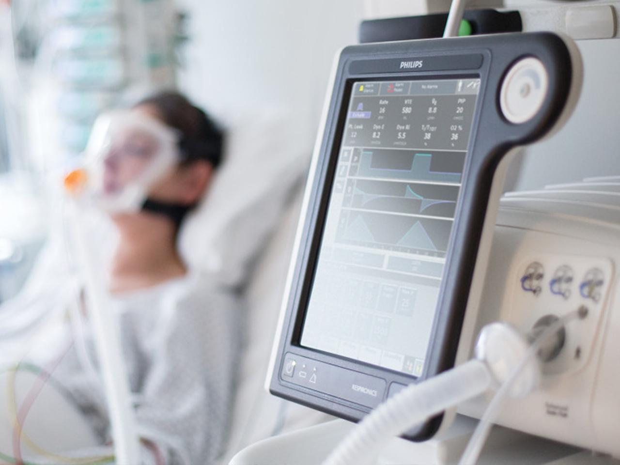 242 пациента с КВИ находятся в тяжелом состоянии