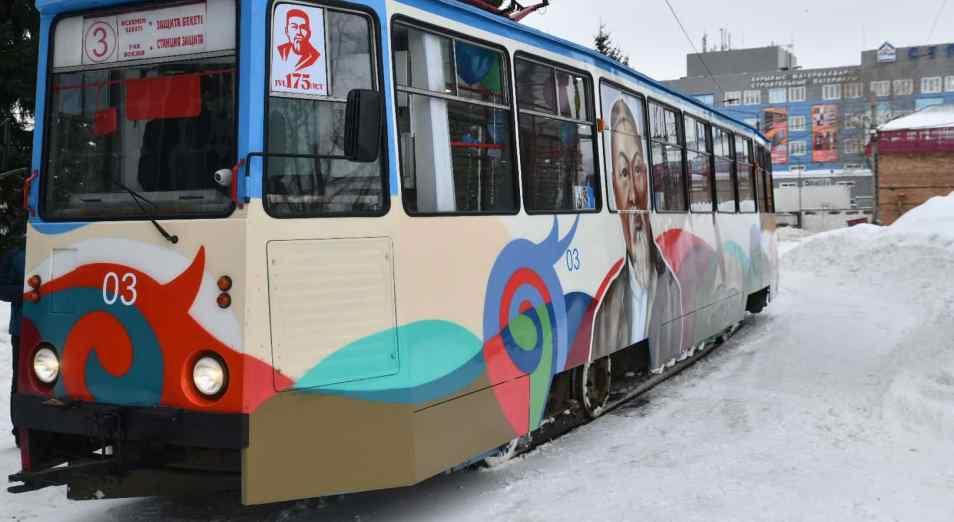 В Усть-Каменогорске введена электронная система билетирования в общественном транспорте