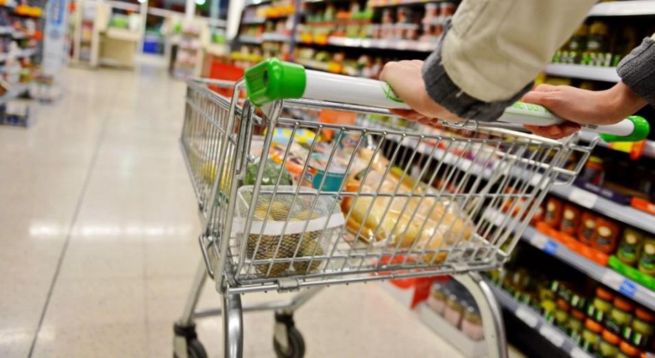 Продовольственные товары подорожали сразу на 11,4% за год