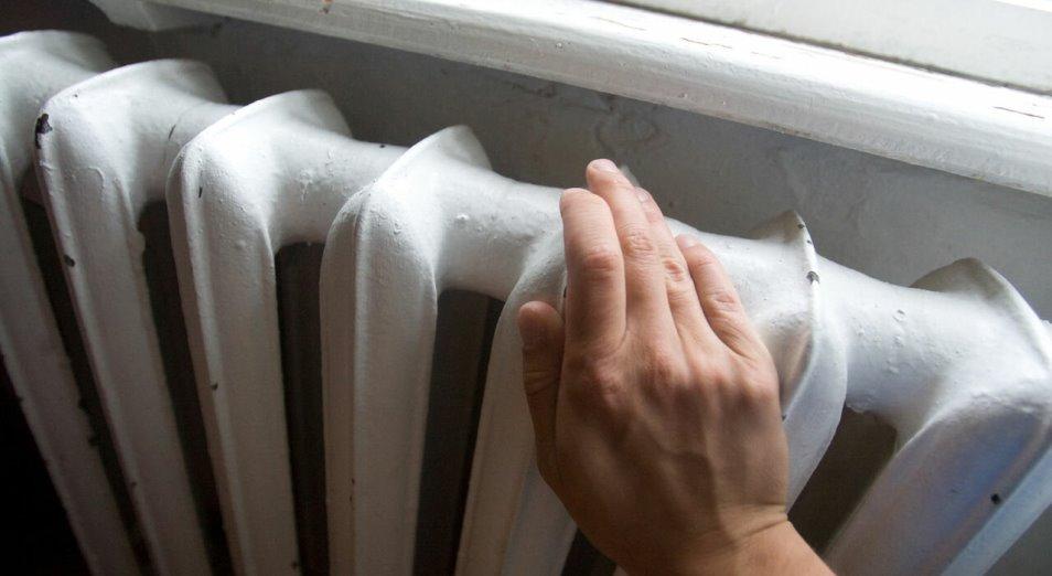 Жители поселка Птичник в Семее заявляют, что им угрожают отключить тепло
