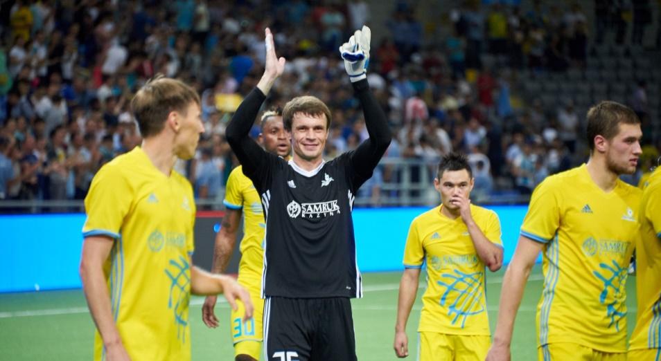 Дешам в сборной Казахстана выделил Мокина