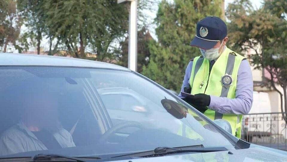 110 пьяных водителей привлечены к ответственности в Шымкенте за месяц