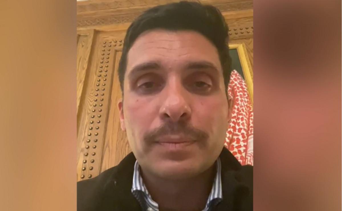 Бывший наследный принц Иордании заявляет, что находится под домашним арестом
