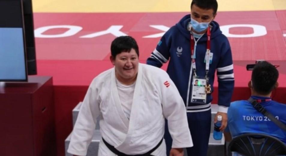 Байбатина помогла Казахстану подняться в общем зачете Паралимпиады