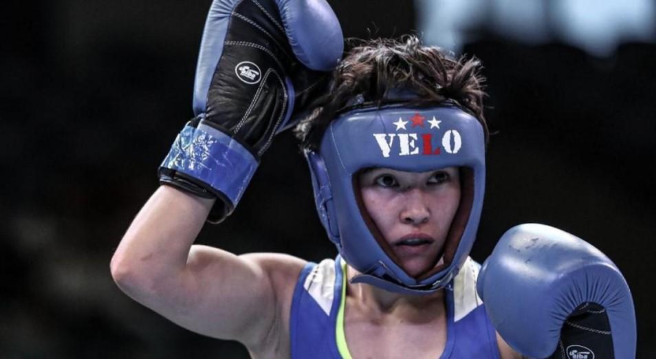 Казахстан выиграл женский чемпионат Азии по боксу за явным преимуществом