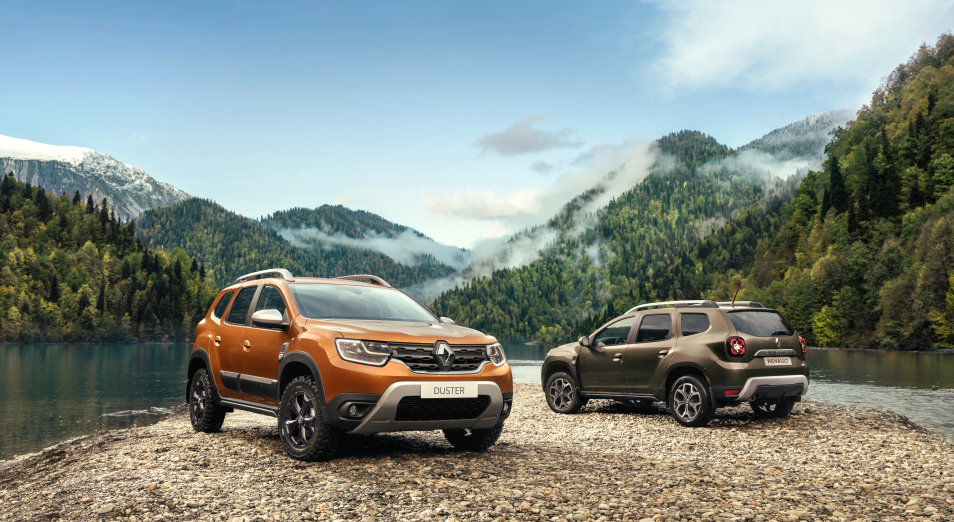 Новый Renault DUSTER – больше никаких компромиссов!