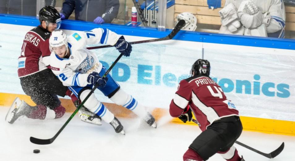 «Барыс» продлил победную серию аутсайдера Запада КХЛ