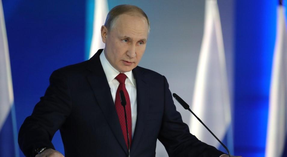 Путин предложил поддержку Казахстану в строительстве АЭС