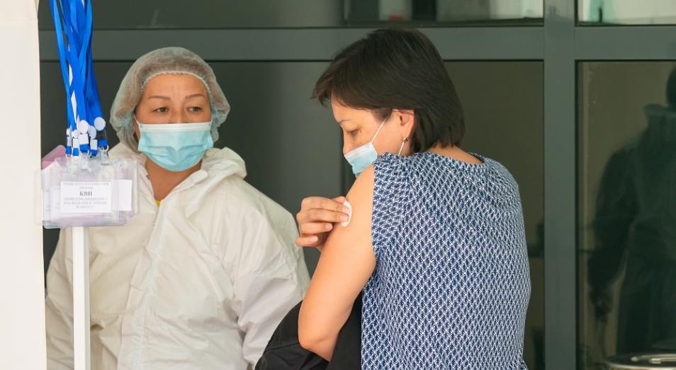 Могут ли жители других регионов вакцинироваться в столице, объяснили в управлении здравоохранения