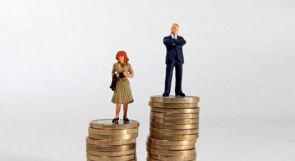 Мужчины в РК получают в среднем на треть более высокие зарплаты, чем женщины