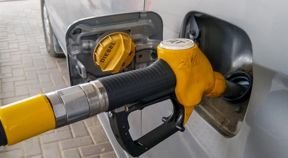 Почему в РК меняются розничные цены на дизтопливо