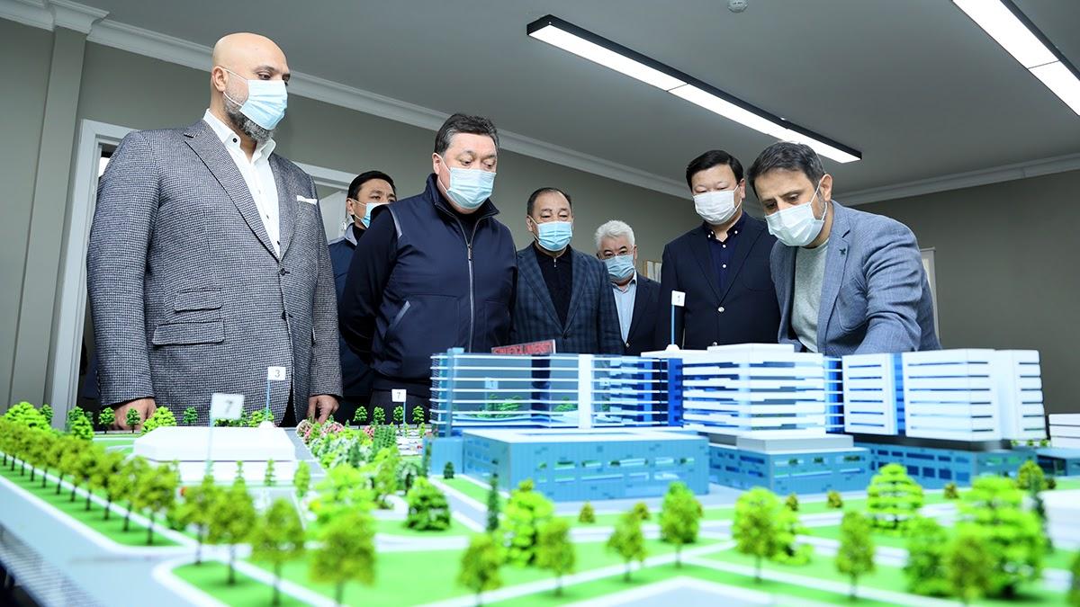 В Казахстане построят 20 крупных многопрофильных больниц