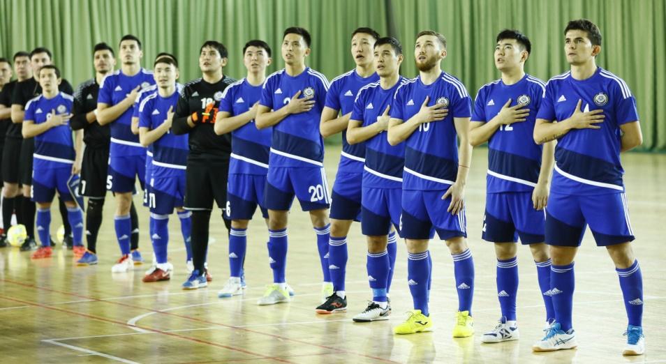 Казахстан в отборе Евро-2022 по футзалу: старт без зрителей и Игиты