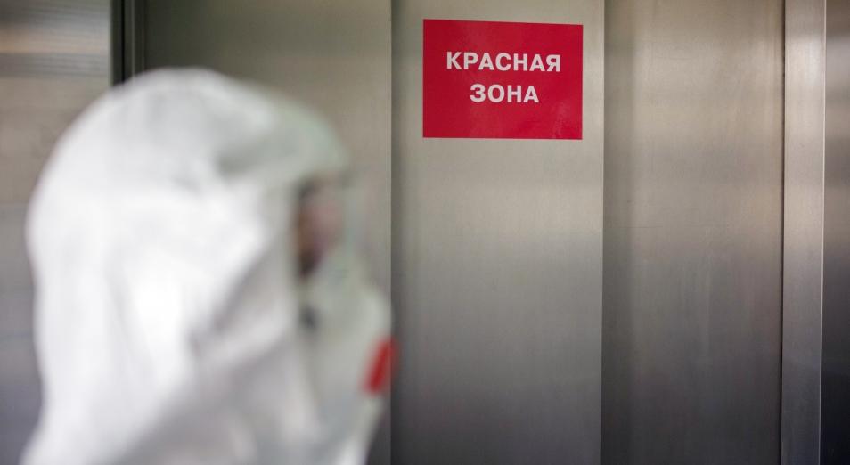 Коронавирус в Казахстане: 11 регионов из 17 находятся в красной зоне