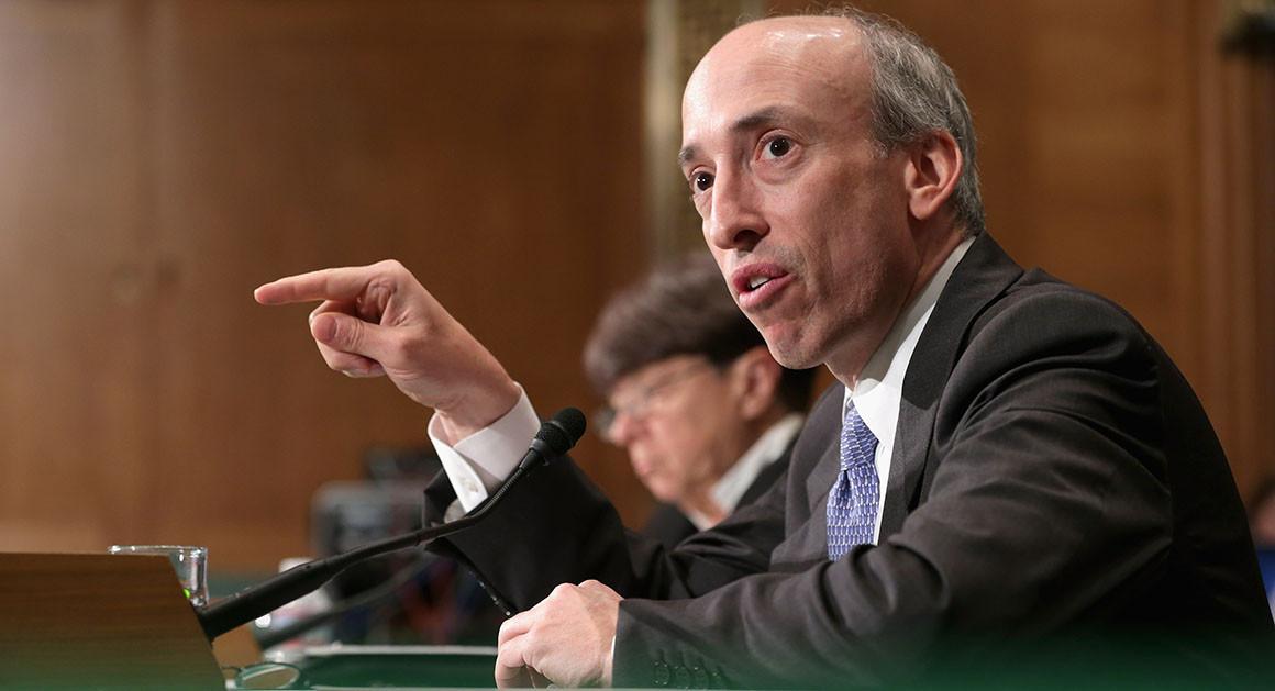 Глава SEC призывает к прямому регулированию криптобирж