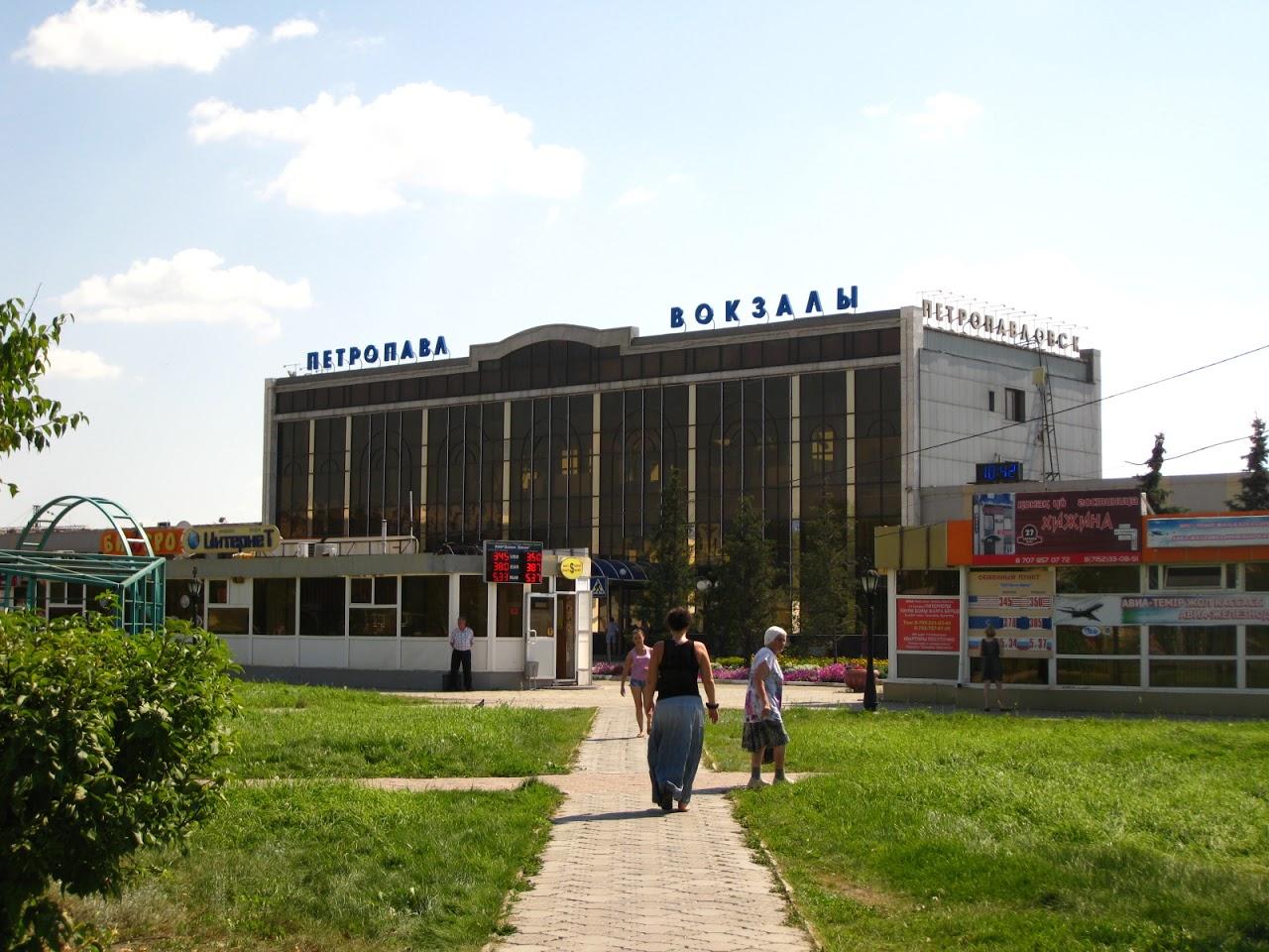 В Петропавловске вновь в центре обсуждения тема переименования города
