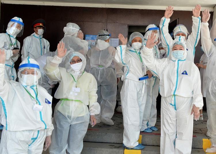 Коронавирус в РК: число выздоровевших приближается к 300 000