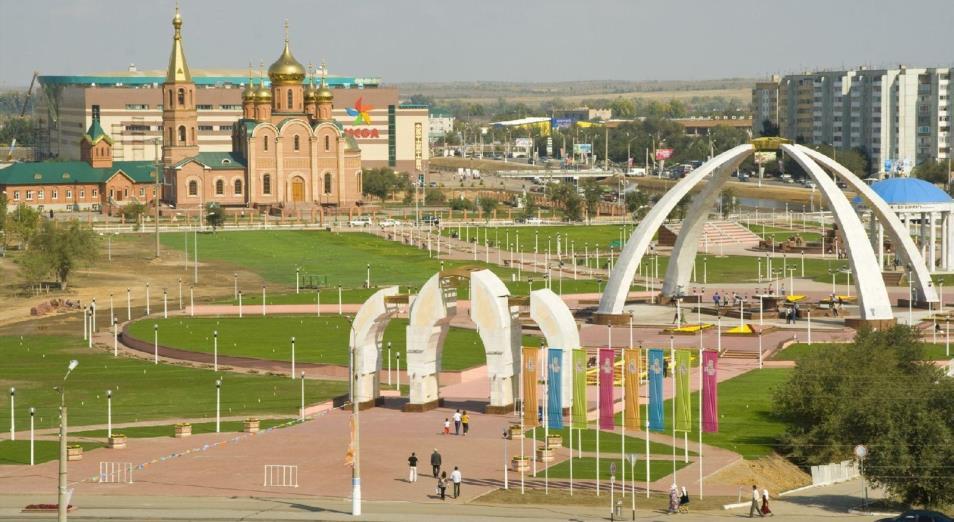 Правительство одобрило план развития Актюбинской области