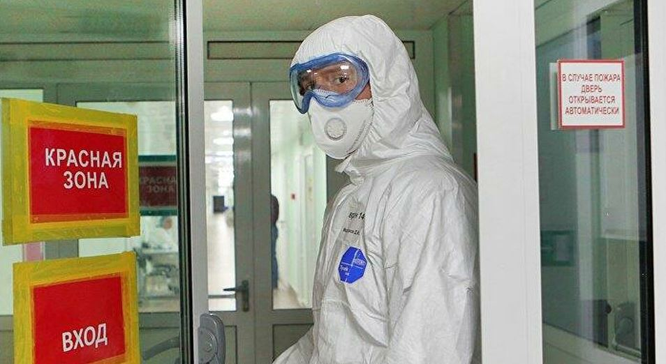 Коронавирус в Казахстане: в зеленой зоне две области