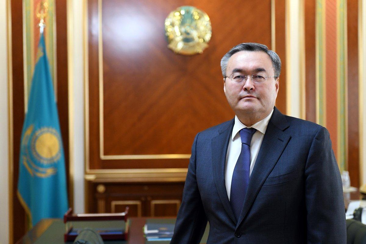 Зачем министр иностранных дел Казахстана летит в Мадрид?