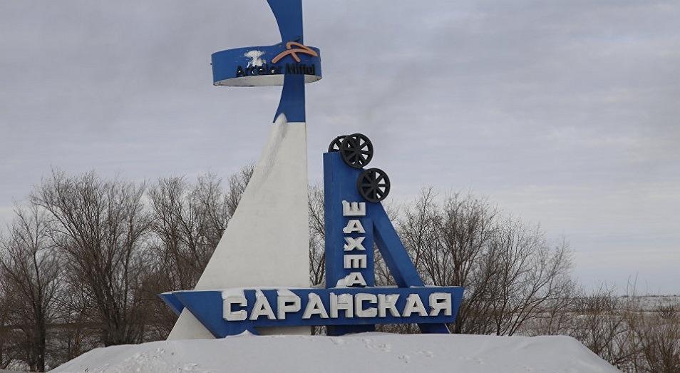 Очередной пожар на шахте «АрселорМиттал Темиртау»