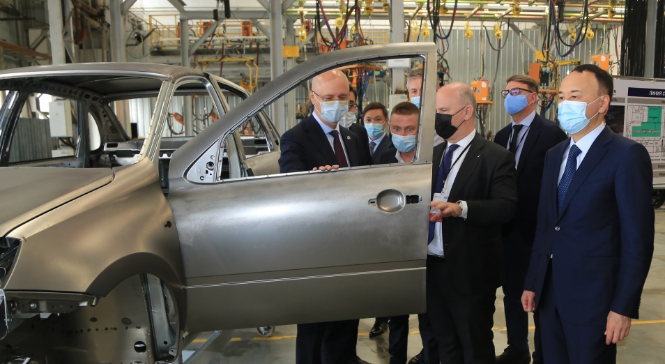 Крупнейшие российские автопроизводители – «АвтоВАЗ», «Рено Россия» и КамАЗ продолжат развитие промышленной кооперации двух стран