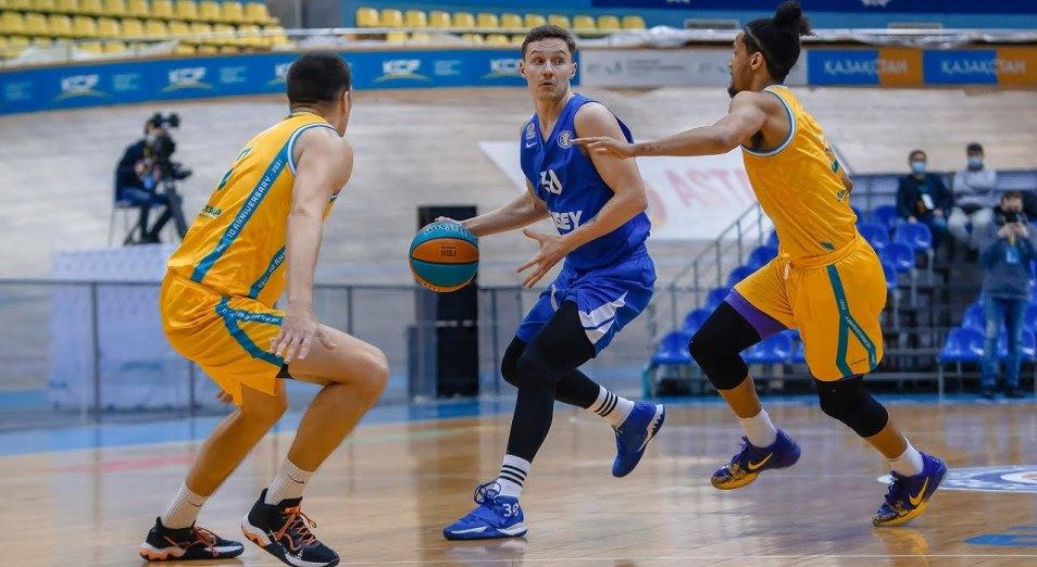 «Астана» уступила «Енисею» свое место в десятке Единой Лиги ВТБ