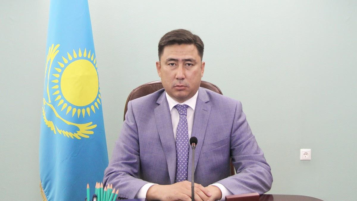 Батырбек Абдильдин назначен руководителем аппарата министерства здравоохранения РК